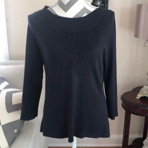 🎉Ann Taylor Navy Sweater